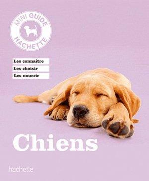 Chiens - hachette nature - 9782012381759 -