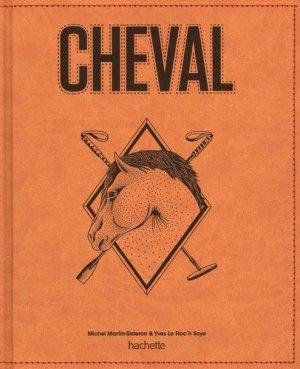 Cheval - hachette  - 9782012385146 -