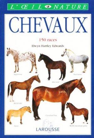 Chevaux - larousse - 9782035604088 -