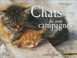 Chats de nos campagnes - larousse - 9782035822598 -