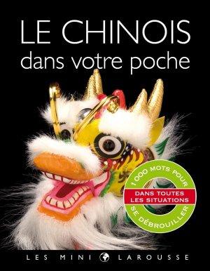 Le Chinois dans votre poche - Larousse - 9782035872661 -