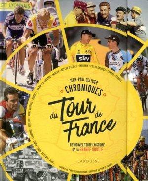 Chroniques du Tour de France - Larousse - 9782035956941 -