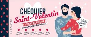 Chéquier spécial couple - Larousse - 9782035999740 -