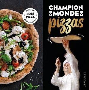 Champion du monde de pizzas - Larousse - 9782036002418 -