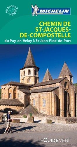 Chemin de Saint-Jacques-de-Compostelle - michelin - 9782067213548 -