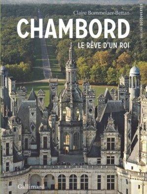 Chambord - gallimard editions - 9782072694332 -