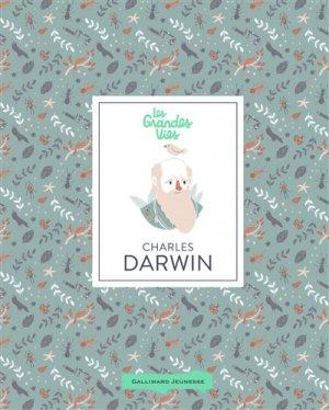 Charles Darwin - gallimard - 9782075117135 -