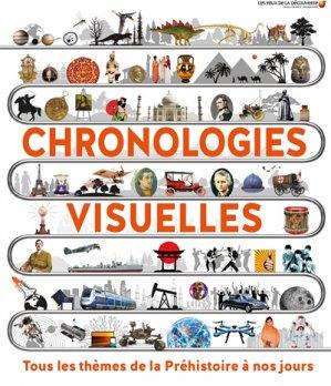 Chronologies visuelles - gallimard - 9782075129428 -