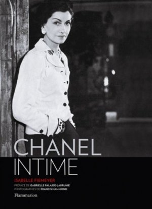 Chanel intime - flammarion - 9782081237841 -