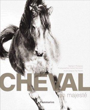 Cheval en majesté - flammarion - 9782081270459 -
