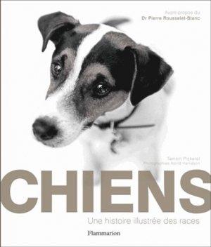Chiens - flammarion - 9782081300279 -