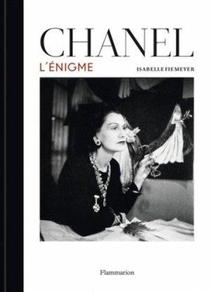 Chanel, l'énigme - flammarion - 9782081361676 -
