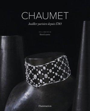 Chaumet - flammarion - 9782081408258 -