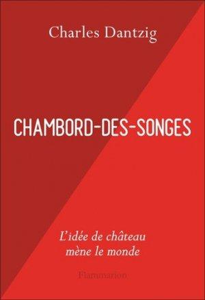 Chambord-des-Songes - Flammarion - 9782081426856 -