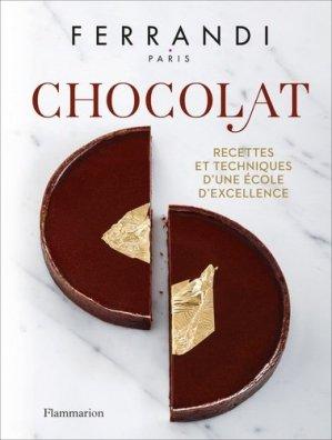 Chocolat - flammarion - 9782081493209 -