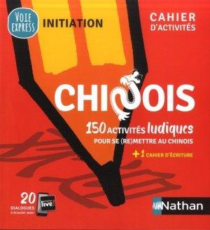 Chinois - Nathan - 9782091652955