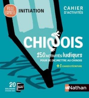 Chinois - Nathan - 9782091673615 -