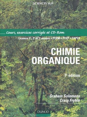 Chimie organique  - dunod - 9782100070930 -