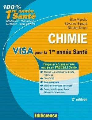Chimie Visa pour la 1re année santé - ediscience - 9782100530441 - https://fr.calameo.com/read/000015856623a0ee0b361