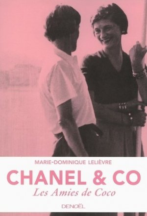 Chanel & co - denoël - 9782207110652 -