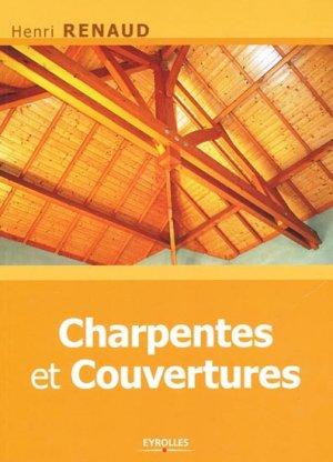 Charpentes et couvertures - eyrolles - 9782212137422 -
