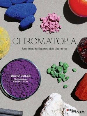Chromatopia - eyrolles - 9782212677911 -