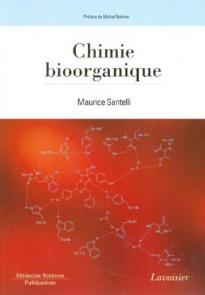 Chimie bioorganique - lavoisier msp - 9782257205261 -
