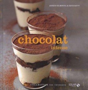 Chocolat intense - solar - 9782263052538 -