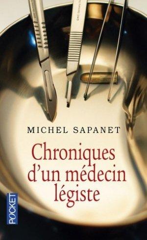 Chroniques d'un médecin légiste - pocket - 9782266196543 -