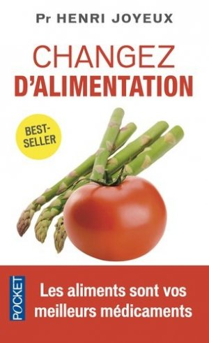 Changez d'alimentation - pocket - 9782266261777 -