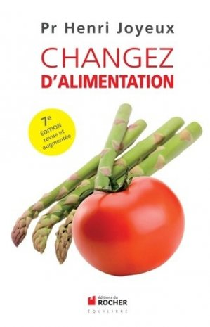 Changez d'alimentation - du rocher - 9782268075327 -