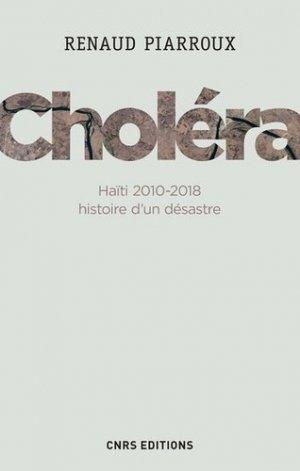 Choléra - CNRS - 9782271125248 -