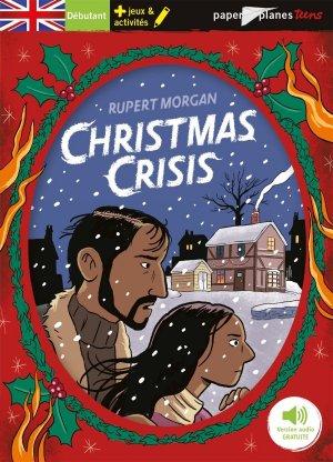 Christmas Crisis - Livre + MP3 - Didier - 9782278094424 -