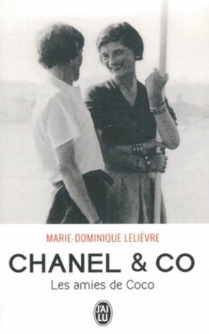 Chanel & Co. Les amies de Coco - J'ai lu - 9782290092262 -