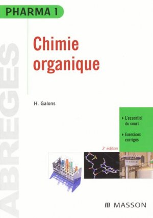 Chimie organique - elsevier / masson - 9782294078453