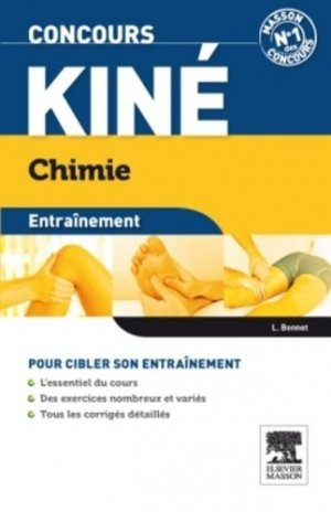 Chimie Kiné - elsevier / masson - 9782294715532 -