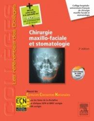 Chirurgie maxillo-faciale et stomatologie-elsevier / masson-9782294734632