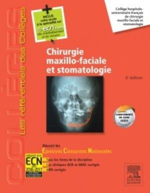 Chirurgie maxillo-faciale et stomatologie - elsevier / masson - 9782294734632 -