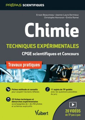 Chimie - vuibert - 9782311405293 -