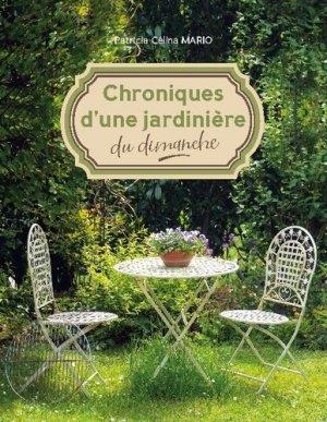 Chroniques d'une jardinière du dimanche - Books on Demand Editions - 9782322227822 -