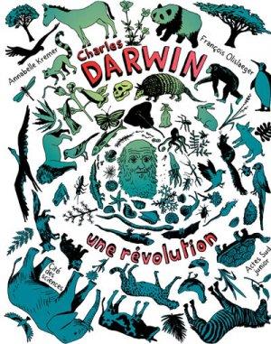 Charles Darwin, une révolution - actes sud - 9782330053833
