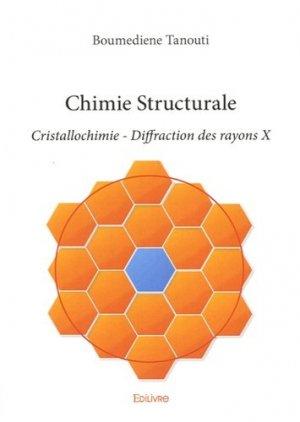 Chimie Structurale - Edilivre - 9782334021371 -