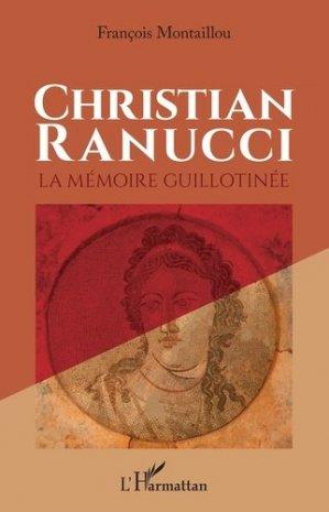 Christian Ranucci - l'harmattan - 9782343215426 -