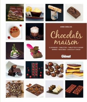 Chocolats maison - Glénat - 9782344005118 -