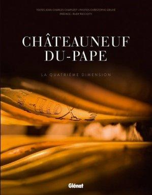 Châteauneuf-du-Pape - glenat - 9782344022238 -