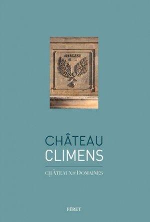 Château Climens - feret - 9782351561997 -