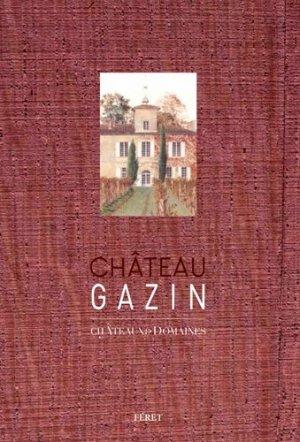 Château Gazin - feret - 9782351562260 -