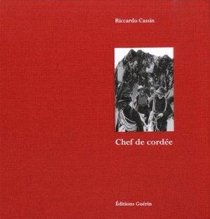 Chef de cordée - guerin - 9782352210504 -