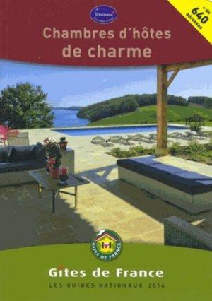 Chambres d'hôtes de charmes - Gîtes de France - 9782353200757 -