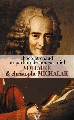 Chocolat chaud au parfum de nougat miel - Agnès Viénot Editions - 9782353261444 -